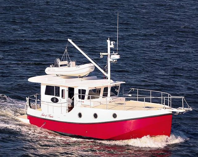 Great Harbour N37: A Trawler for Two
