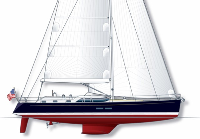 Hylas 63: A Cruising Sailboat for the Detail Oriented