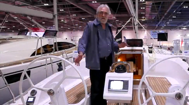 2014 Bavaria Cruiser 37: First Look Video