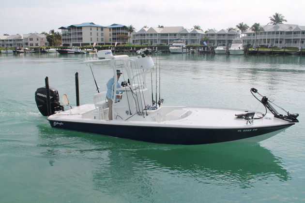 Yellowfin 24 Boat Review: More Bait, More Casts, More Fish