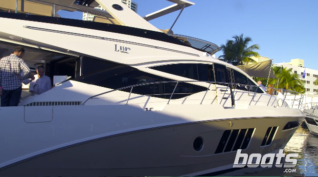 2014 Sea Ray L650: First Look Video