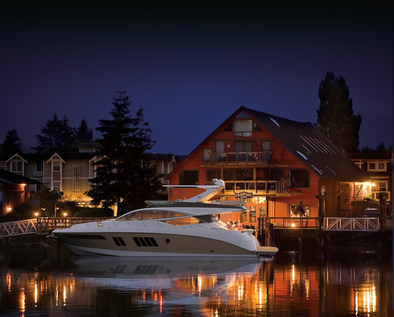 Sea Ray L650 Fly: Luxury Redefined