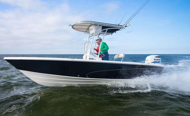 Sea Chaser 21 LX Bay Runner: Get Hooked