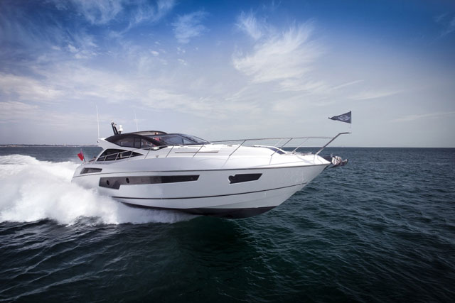 Sunseeker Predator 68: Express Cruiser on Steroids