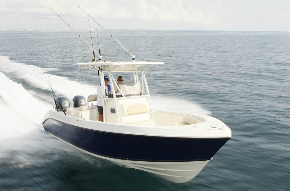Cobia 256CC: Telling Features Make For a Great Fishing Boat