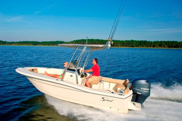 Scout 195 Sportfish: Delta Force