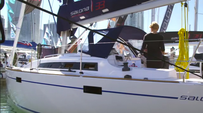 2014 Solana 33: First Look Video