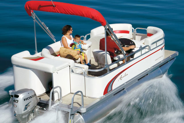 Avalon Eagle: Affordable Mini Pontoon Boats