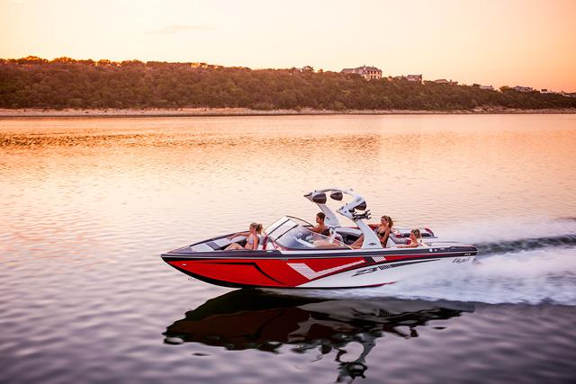 Tigé Z3: Brawny but Beautiful Tow Boat