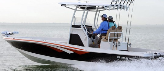 Ranger 2510 Bay Ranger: Cut to the Chase