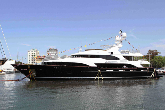 Bold new Vision from Benetti