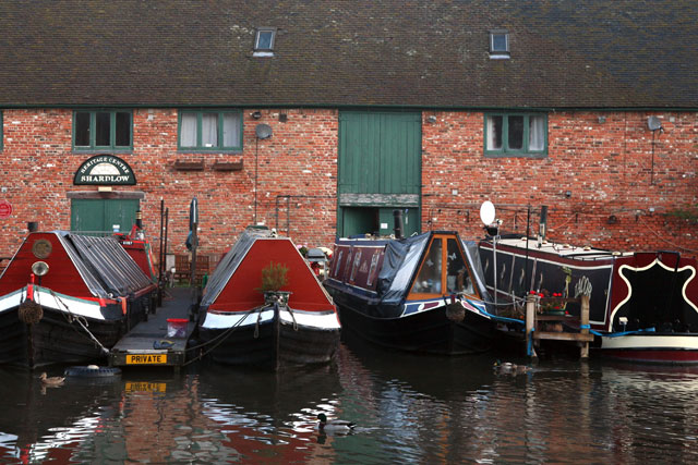 Traditional narrow boats