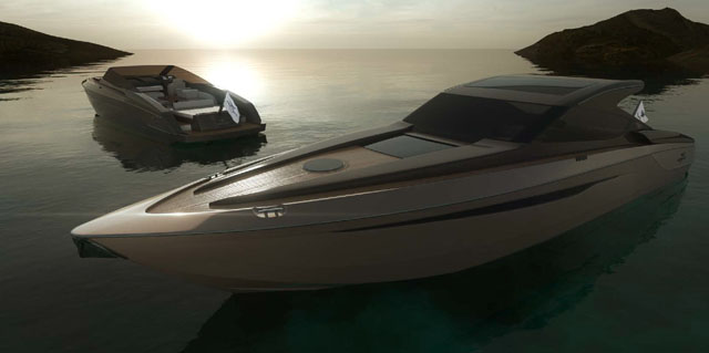 Hunton Powerboats announces XRS52