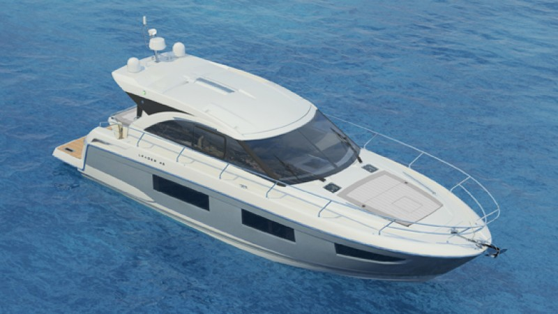 Jeanneau Leader 46: new flagship announced