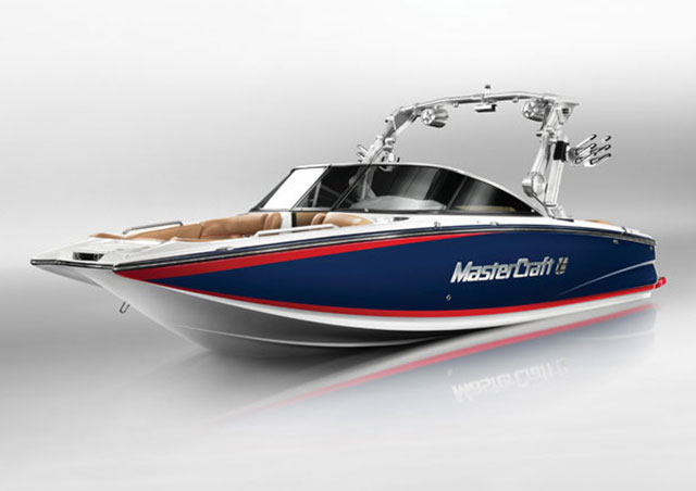 Boats to wow the ladies: MasterCraft X55