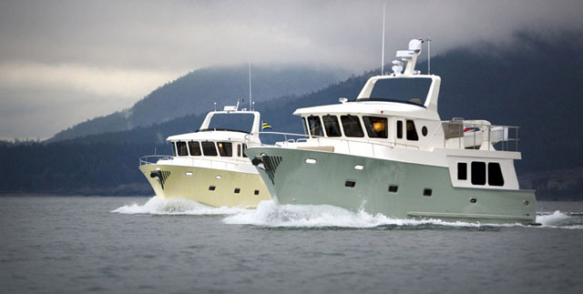Expedition yacht : Man MAgnets - boats to attract the fellas