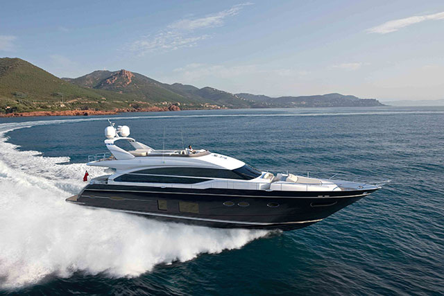 Princess perfection? Two new flybridge yachts