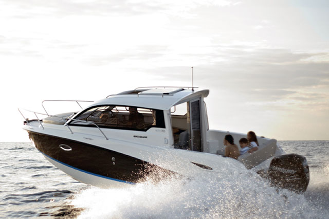 Nine great motorboats in the spotlight