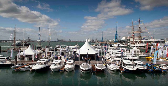 7 of the hottest powerboats at Southampton Boat Show 2014