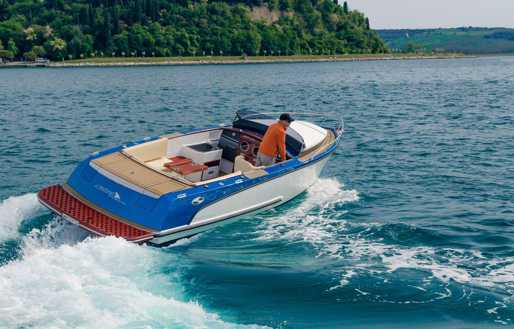 Alfastreet – outstanding powerboat at Southampton 2015