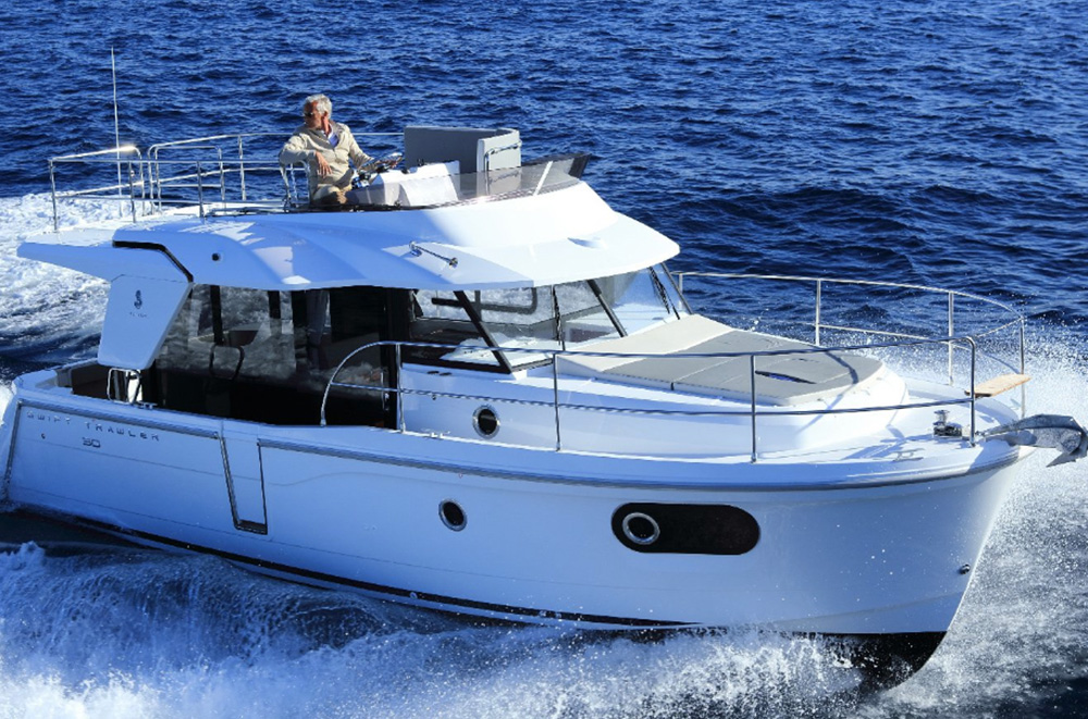 Beneteau Swift Trawler 30 review