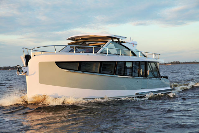 Steeler Flatfloor 46 – best boats of 2015