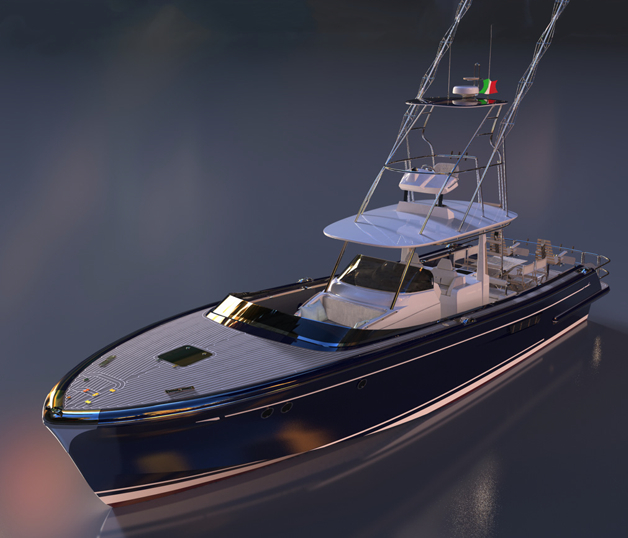 Sagitta 42: day cruiser with a difference
