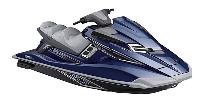 Top 10 Personal Watercraft Yamaha FX SHO