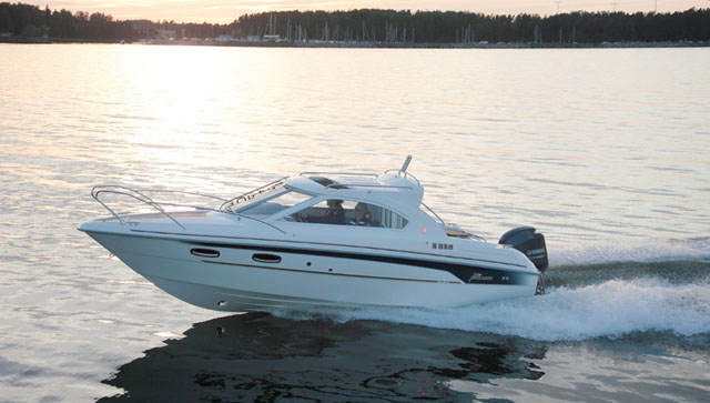 Yamarin 68: boats for powerboating couples