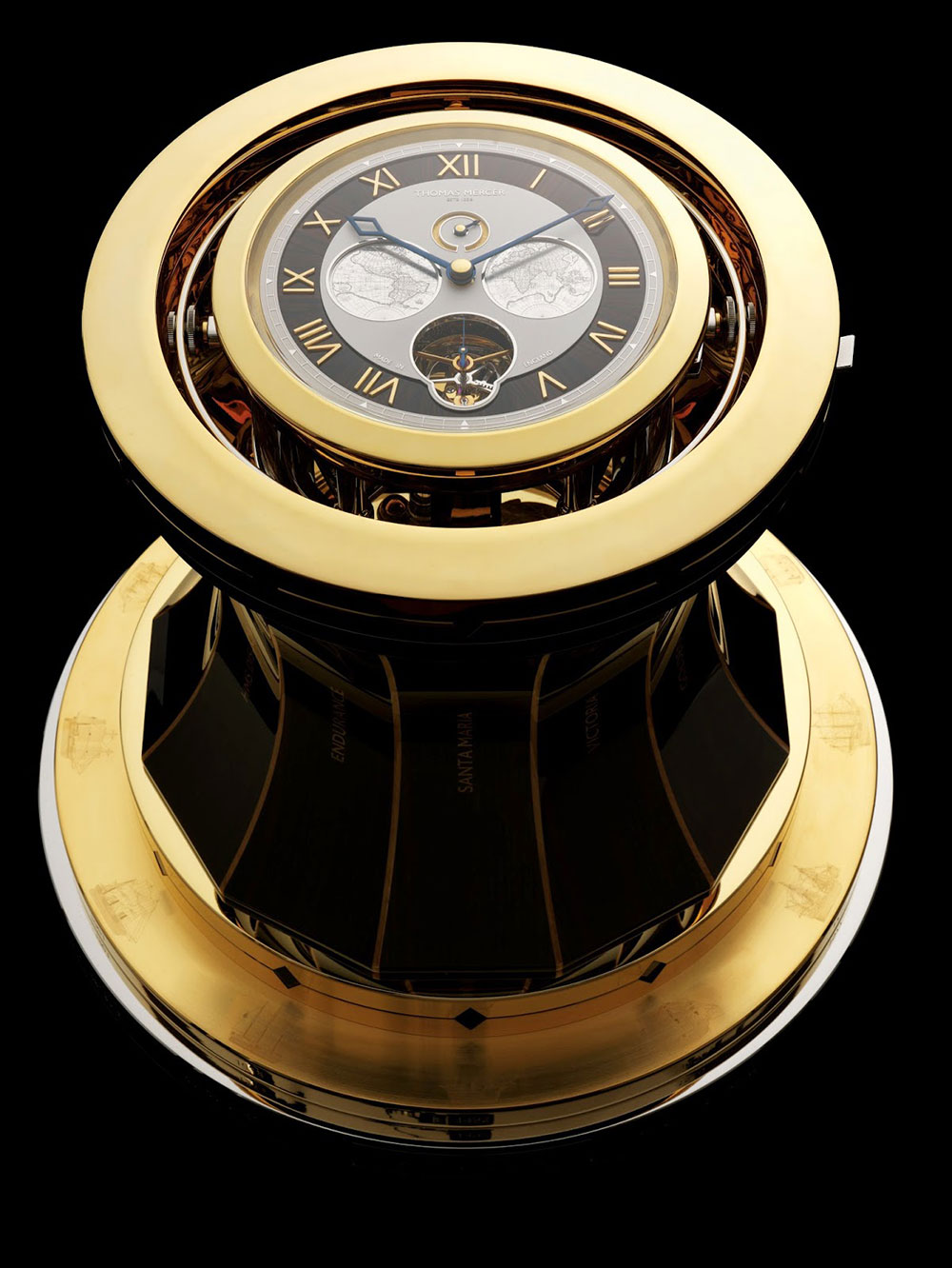 Boating Christmas gift ideas: Thomas Mercer chronometer