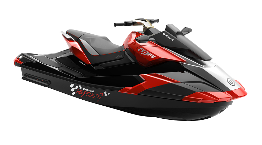 10 top personal watercraft: Belassi