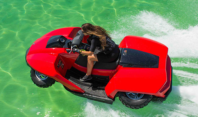 Top 10 Personal Watercraft Quadski