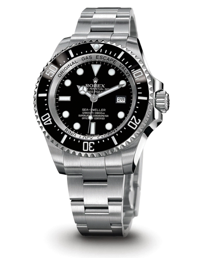 Sailing watches: Rolex Deep Sea
