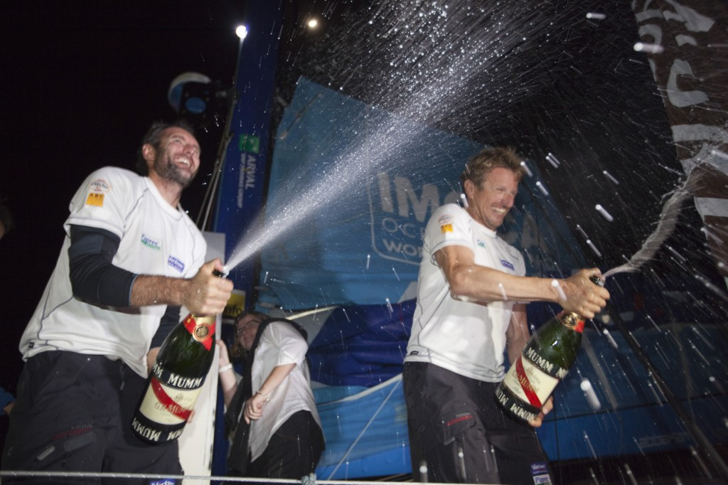 Transat Jaques Vabre: Virbac-Paprec wins, Hugo Boss is second