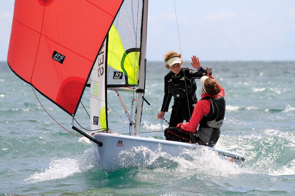 RS Sailing goes green