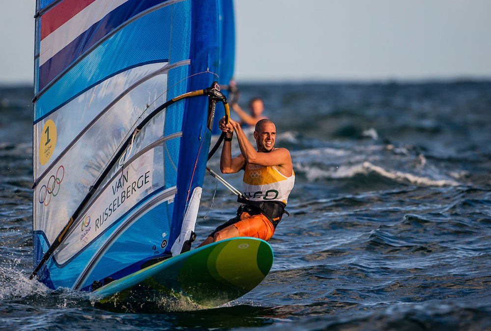 2016 Rio Olympic Games Sailing: Photo Sailing Energy/World Sailing.