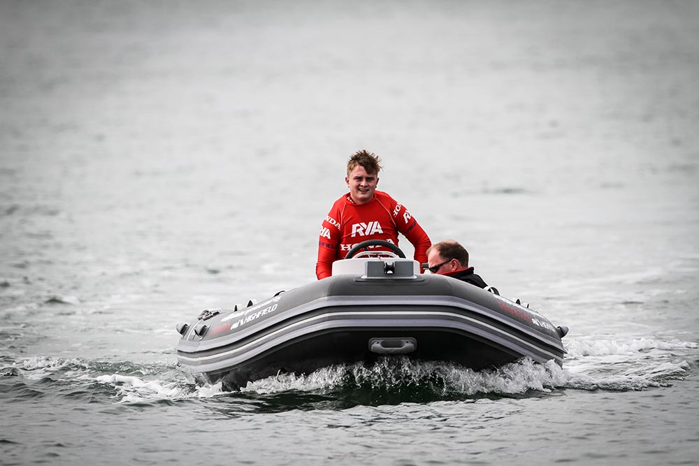 Honda RIB event celebrates 15th anniversary