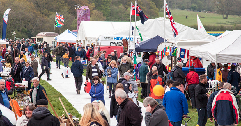 Boating events 2016 – Beaulieu boat jumble