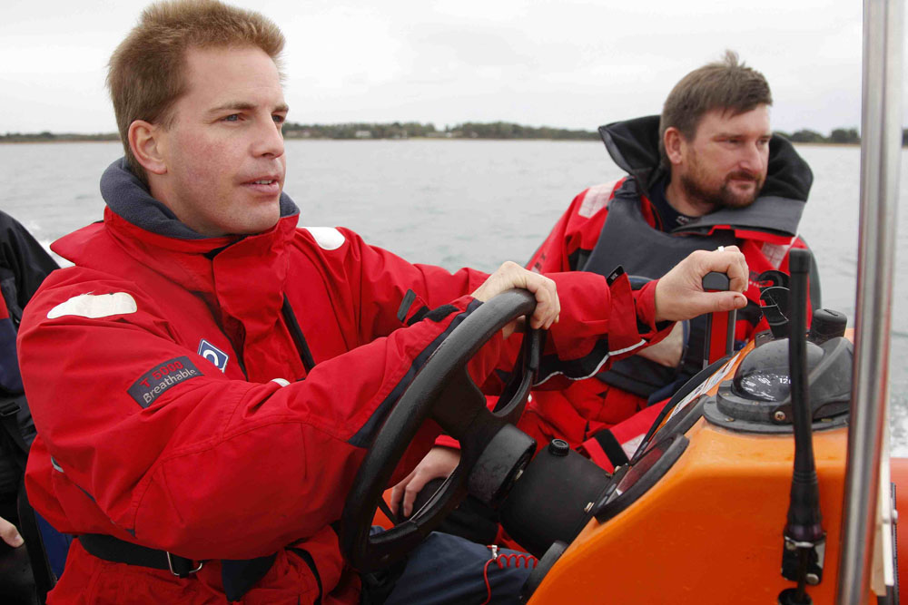 RYA Level 2: Powerboat tuition