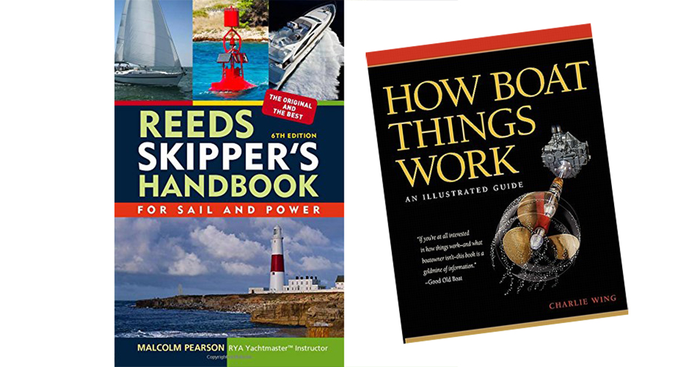 Powerboating books