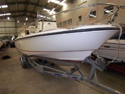 Boston Whaler 190 Outrage: Best used powerboats