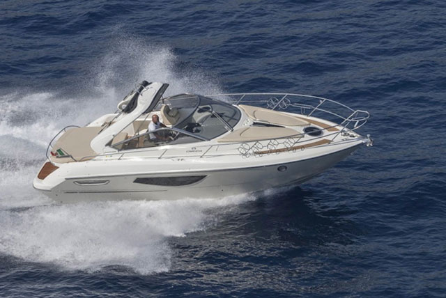 Five must-see powerboats at London Boat Show 2014