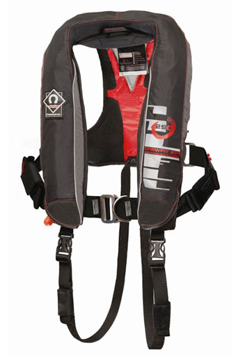 Safety alert for Crewfit 290N lifejacket