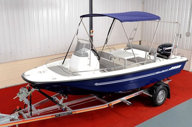 Dell Quay Dory - powerboats for under £20k