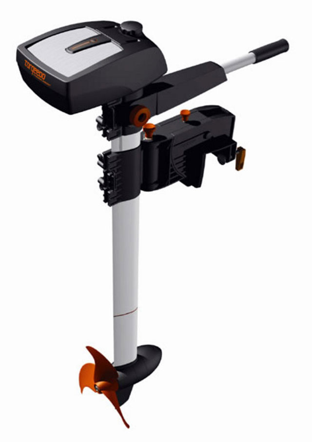 Torqueedo electric outboard