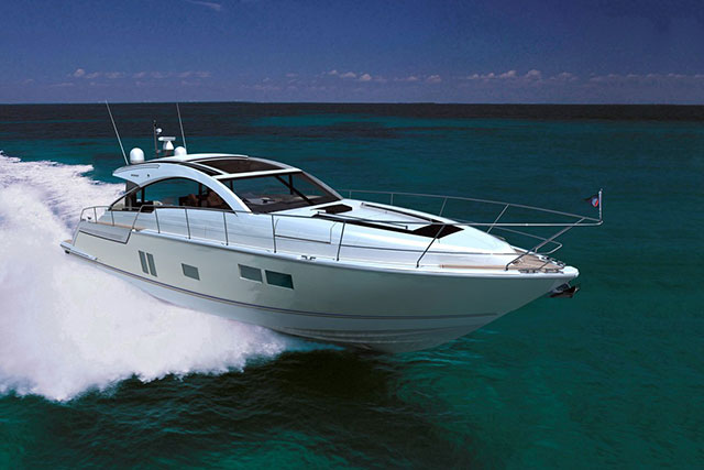 A fine line: Fairline and Sealine
