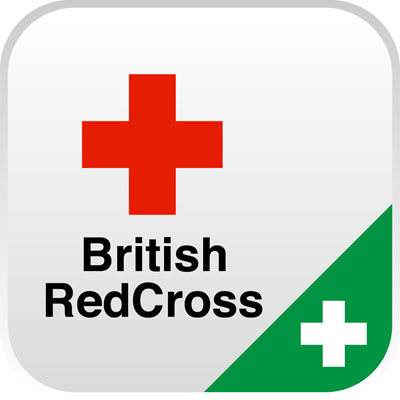 British Red Cross first aid app for iOS and Android