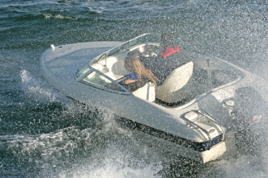 Powerboat crashes: 10 of the craziest boat moves on camera