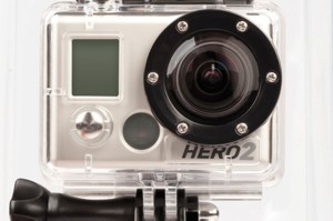 New high-definition Go-Pro camera