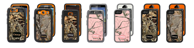 Otterbox waterproof smartphone cases
